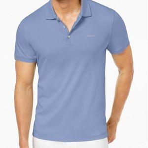 Calvin Klein Liquid Touch Collar Shirt